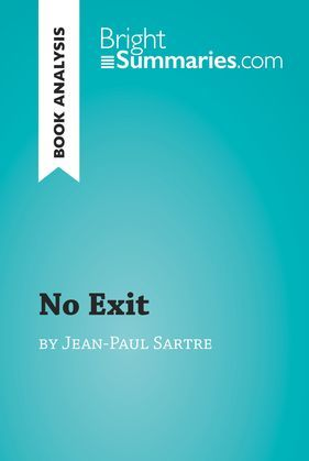 No Exit by Jean-Paul Sartre (Book Analysis)