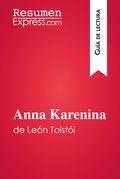 Anna Karenina de Léon Tolstoï (Guía de lectura)