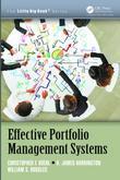 Effective Portfolio Management Systems