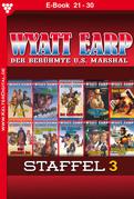 Wyatt Earp Staffel 3 - Western