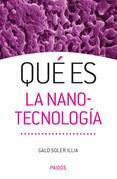 Qué es la nanotecnología