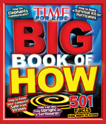 Big Book of HOW (A TIME for Kids Book)