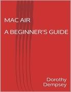 Mac Air:  A Beginner's Guide