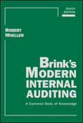 Brink's Modern Internal Auditing: A Common Body of Knowledge