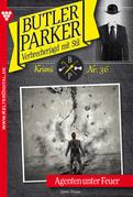 Butler Parker 36 - Kriminalroman