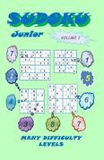 Sudoku Junior, Volume 1