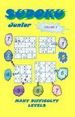 Sudoku Junior, Volume 3