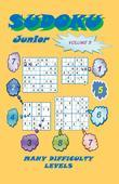Sudoku Junior, Volume 5