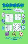 Sudoku Junior, Volume 4