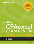 Wiley CPAexcel Exam Review January 2016 Course Outline