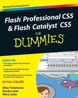 Flash Professional Cs5 & Flash Catalyst Cs5 for Dummies