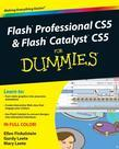 Flash Professional Cs5 & Flash Catalyst Cs5 for Dummies