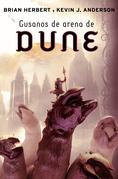 Gusanos de arena de Dune (Las crónicas de Dune 8)