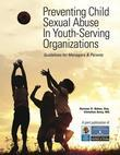 Preventing Child Sexual Abuse In Youth-Serving Organizations