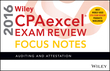 Wiley CPAexcel Exam Review 2016 Focus Notes
