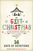 NIV, Gift of Christmas: 14 Days of Devotions, eBook