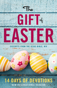 The Gift of Easter: 14 Days of Devotions