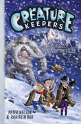 Creature Keepers and the Burgled Blizzard-Bristles
