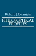 Philosophical Profiles: Essays in a Pragmatic Mode