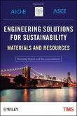 Engineering Solutions for Sustainability: Materials and Resources