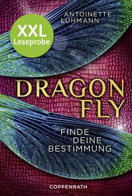 XXL-Leseprobe: Dragonfly