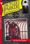 Butler Parker 39 - Kriminalroman