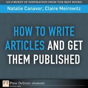 How to Write Articles and Get them Published