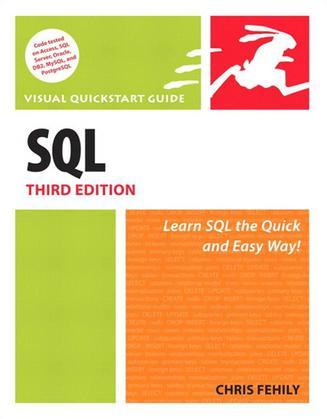 SQL: Visual QuickStart Guide, Adobe Reader