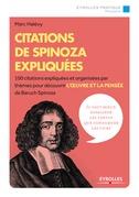 Citations de Spinoza expliquées