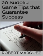 20 Sudoku Game Tips That Guarantee Success