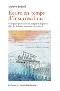 Écrire en temps d'insurrections