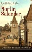 Martin Salander (Klassiker des Heimatromans) - Vollständige Ausgabe