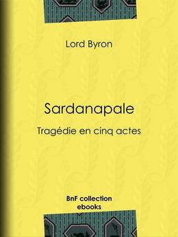 Sardanapale