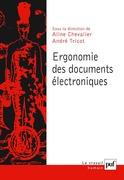 Ergonomie des documents électroniques
