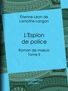 L'Espion de police