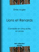 Lions et Renards