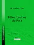 Fêtes foraines de Paris