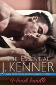 The Essential J. Kenner 9-Book Bundle: Release Me, Claim Me, Complete Me, Wanted, Heated, Ignited, Say My Name, On My Knees, Under My Skin