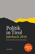 Politik in Tirol. Jahrbuch 2016