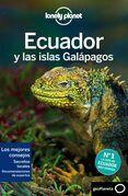 Ecuador y las islas Galápagos 6 (Lonely Planet)