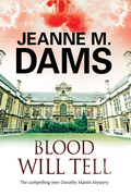 Blood Will Tell: A cozy mystery set in Cambridge, England