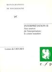 Interprétation II