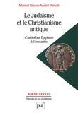 Le judaïsme et le christianisme antique