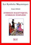 N.60 Symboles maçonniques, symboles templiers