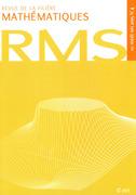 Revue de la filière mathématiques RMS 115-4