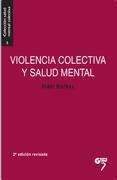 Violencia colectiva y salud mental