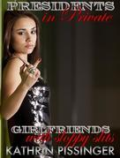 Girlfriends with sloppy slits