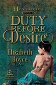 Duty Before Desire