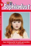 Sophienlust Aktuell 317 - Familienroman