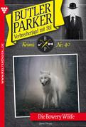 Butler Parker 40 - Kriminalroman